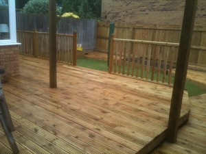 Oxfordshire Decking